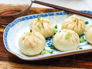 Shanghai Steamed Soup Dumplings