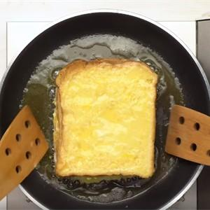 Make the butter melted in a pan