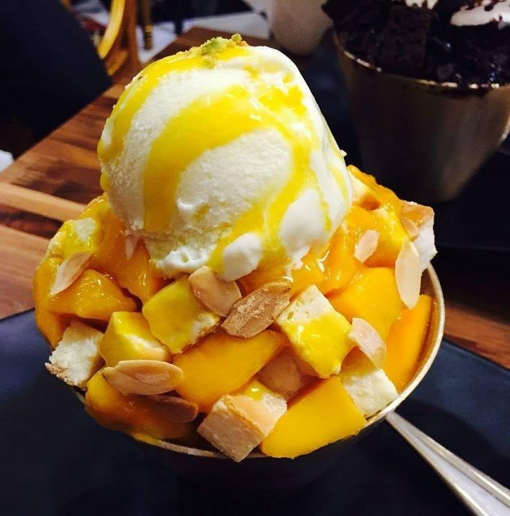 Ice cream club