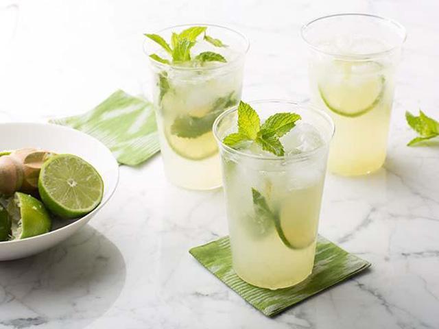 Lemon mintMojito