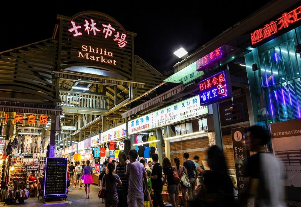 Shilin Night Market - All Asia Recipes