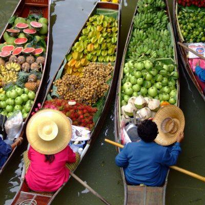 Top Famous Asian Food Markets