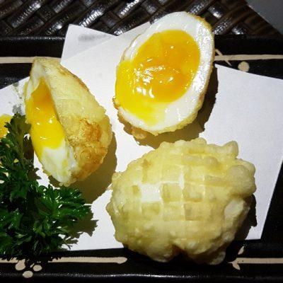 egg tempura recipe