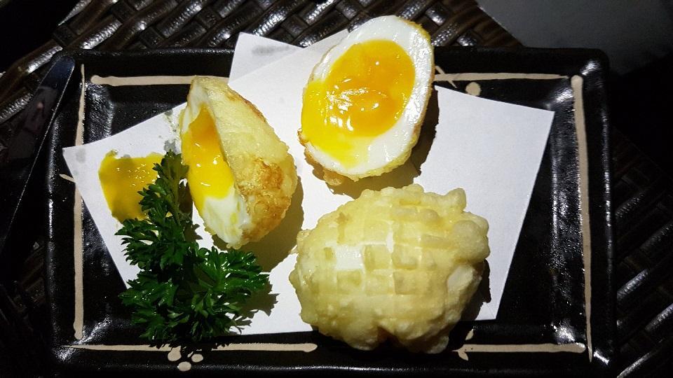 How To Make Egg Tempura Recipe