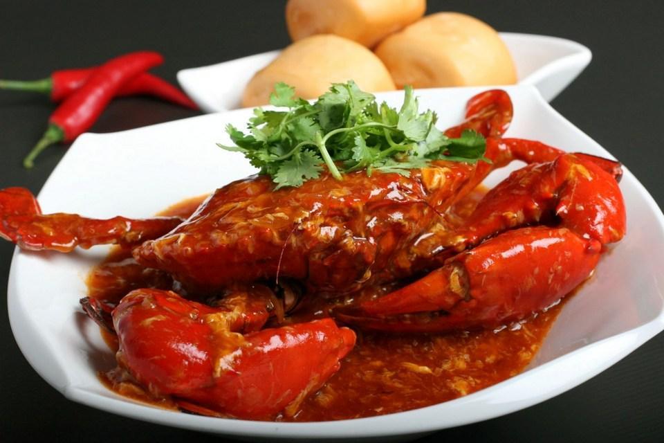 Chilli Crab Recipe: How To Make Singapore Chilli Crab