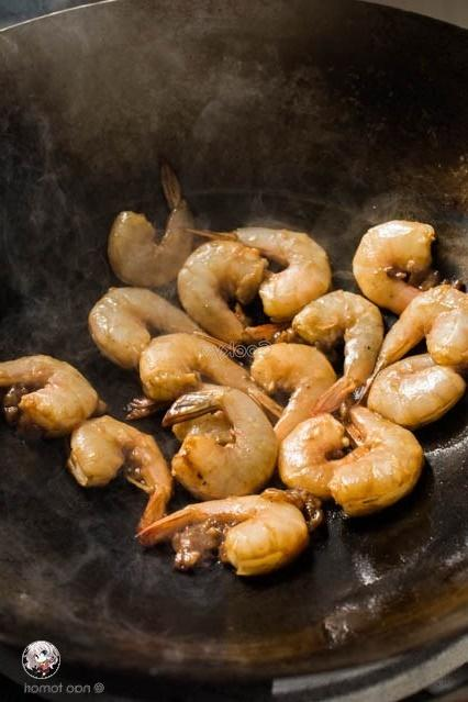fry shrimps
