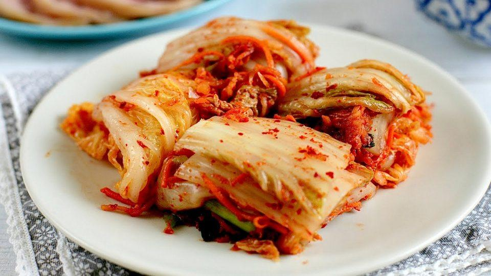 How To Make Korean Kimchi