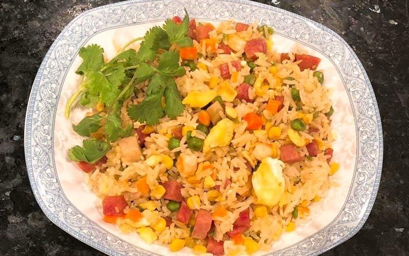 Mixed Fried Rice: Easy Homemade Recipe
