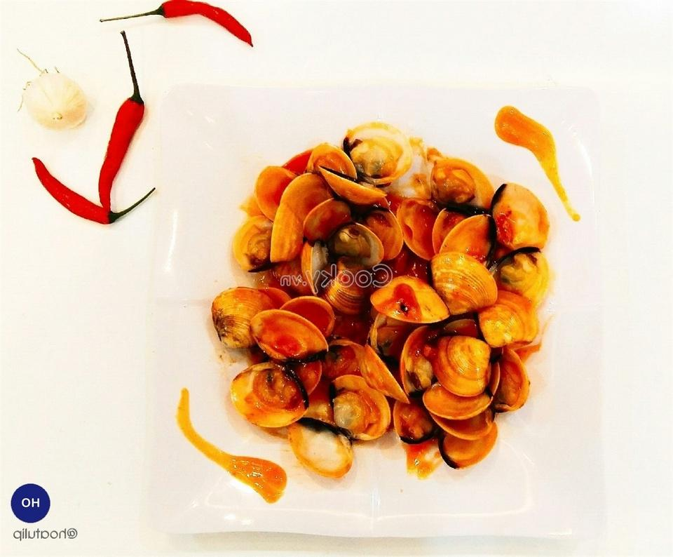 Fried Scallops Recipe: Scallops Fried With Chili Sauce