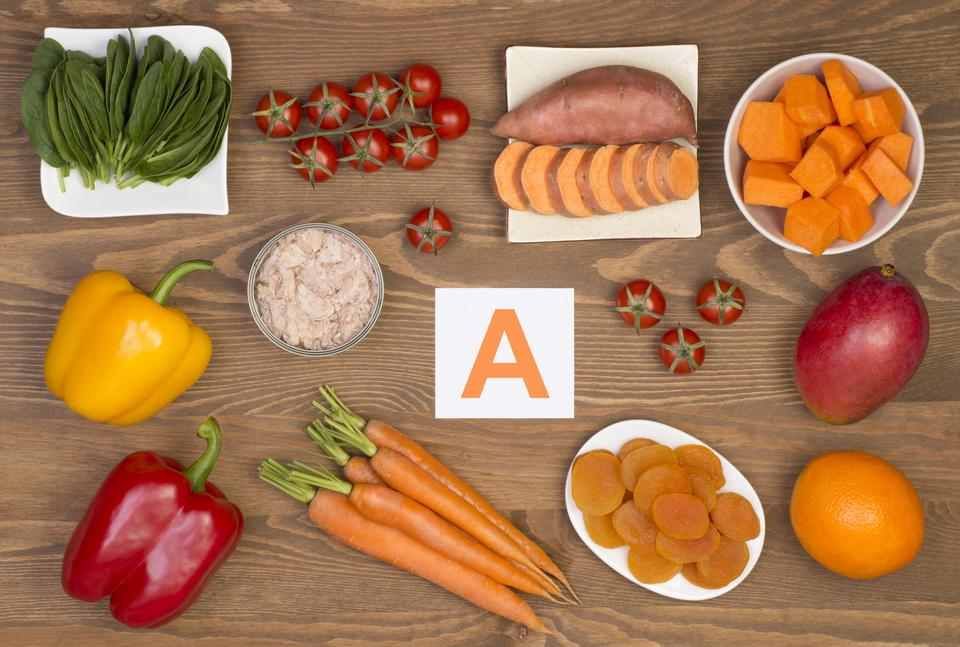 Vitamin A is good for our eyes