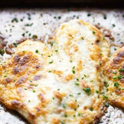 baked fish fillets