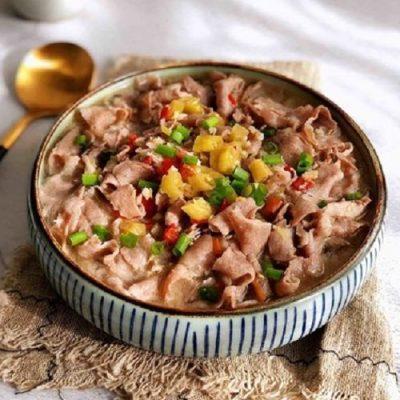 beef mushrom recipe