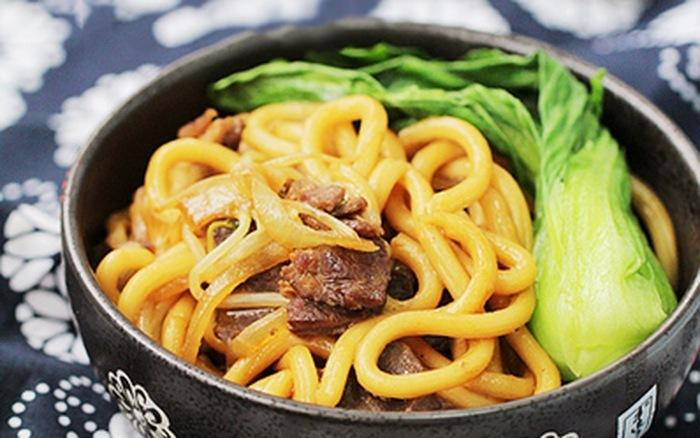 Beef Stir-fry With Noodles: Simple Recipe With Udon Noodles