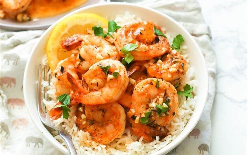 Buttered Shrimp Recipe: Cook Shrimp With Lemon Butter Sauce