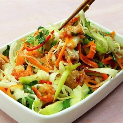 healthy shrimp salad recipe