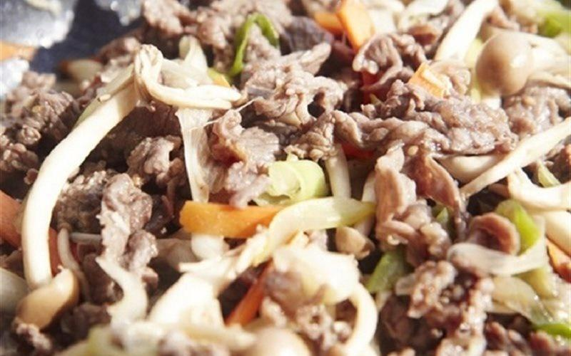 How To Make Beef Stir Fry With Mushroom