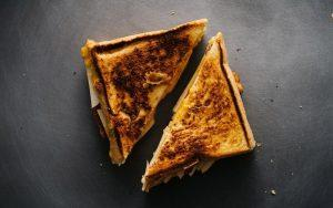 how to make cheese sandwich