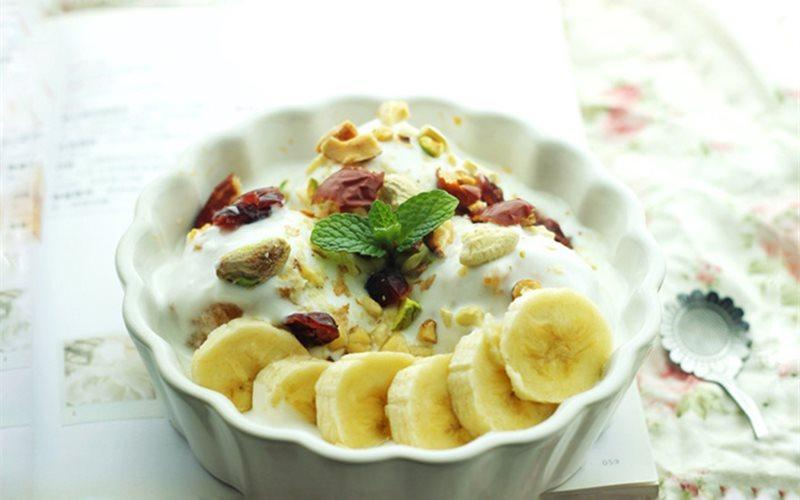 Yogurt Parfait Recipe: Sweet Potato Yogurt