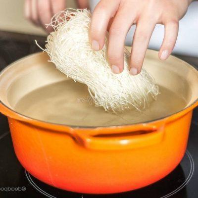 cook vermicelli