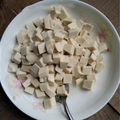 dice tofu