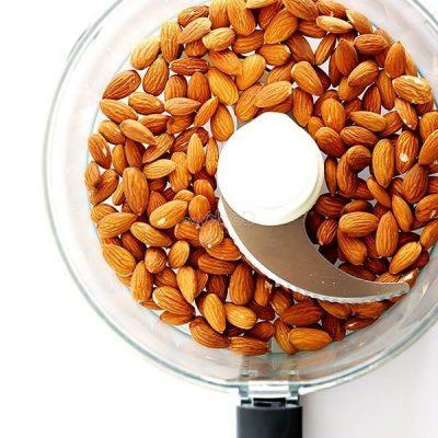 grind almond