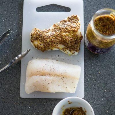 marinate fish fillet