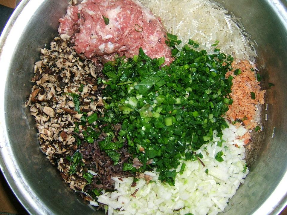 mix ingredients