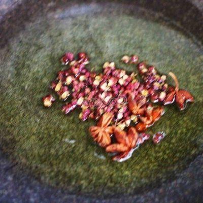 stir-fry anise