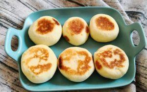 baked oatmeal egg cakes