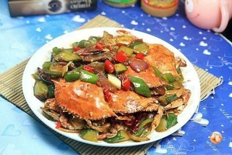 How To Make Spicy Crabs