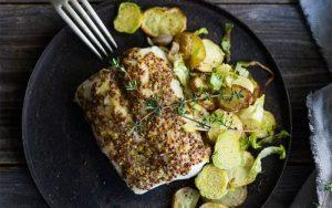 easy baked fish recipe