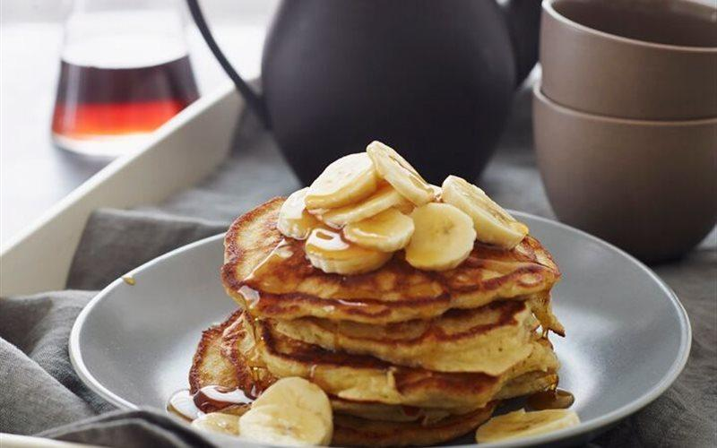 Easy Banana Pancake Recipe