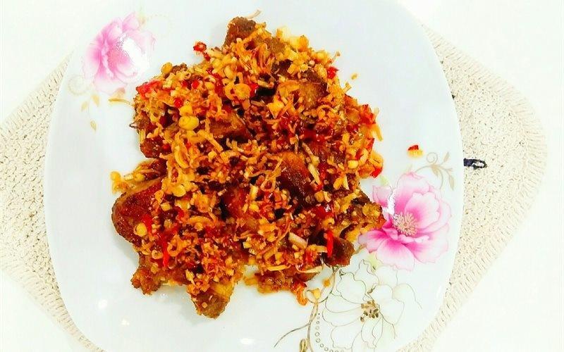 Easy Spicy Pork Ribs Recipe