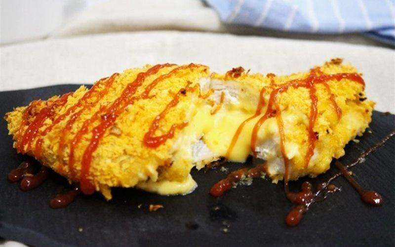 Easy Stuffed Chicken Breast Recipes: Chicken Breast Baked With Cheese