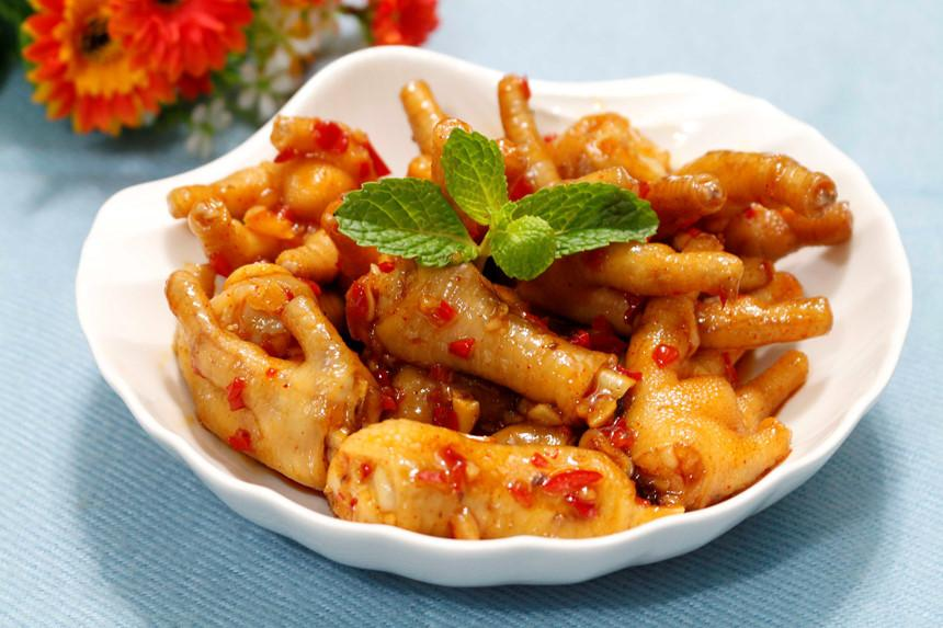How To Cook Chicken Feet: Make Spicy Chicken Feet