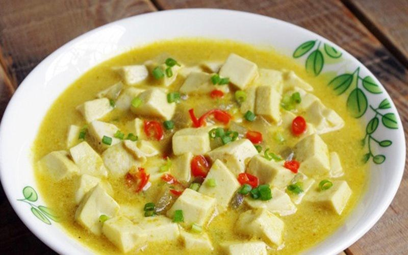 How To Cook Tofu With Curry