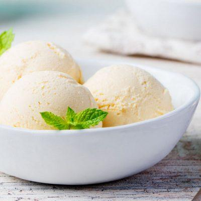 how to make cheese ice cream