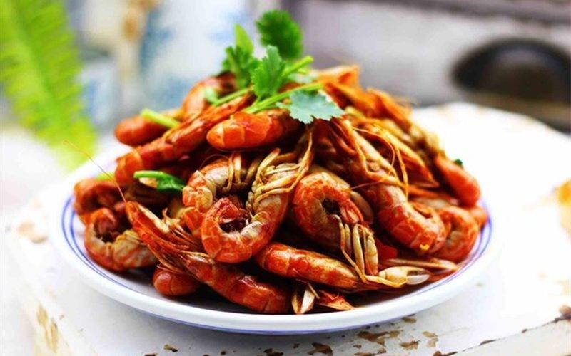 How To Make Spicy Stir Fry Shrimps