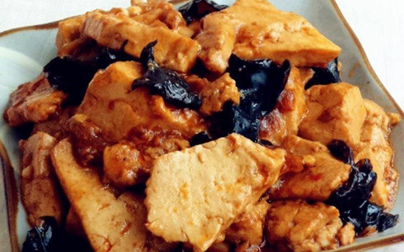 How To Make Tofu Stir-fry With Mushrooms