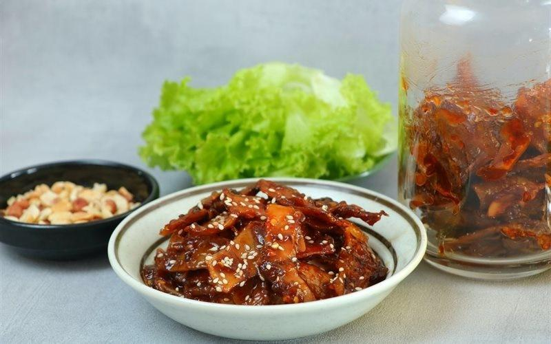 How To Cook Squid Simmer With Tamarind