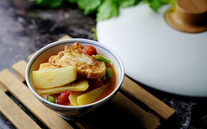 How To Cook Tofu With Tomato And Potato