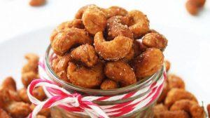 how to make honey roasted cashews