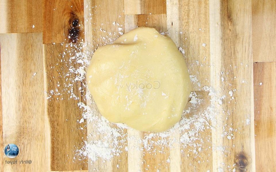 wrap the dough