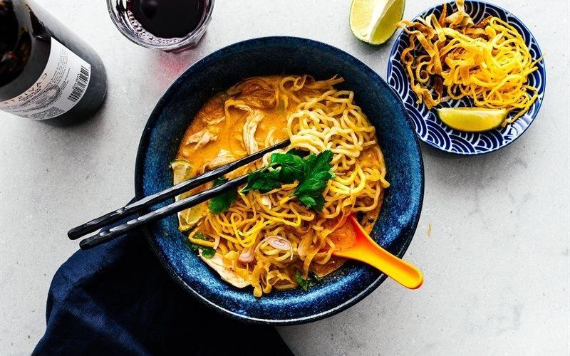 Thai Simple Chicken Curry Recipe