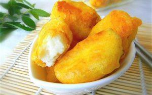 how to make fried fresh milk