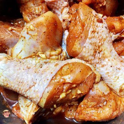 marinate chicken thighs