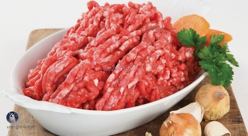 marinate minced pork