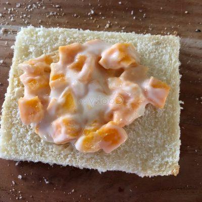 stuff sandwich