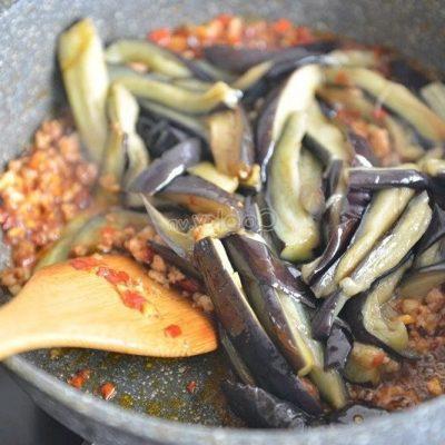 add eggplants