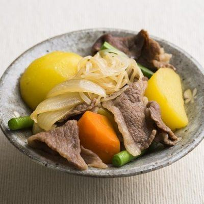 how to make beef and potato stew